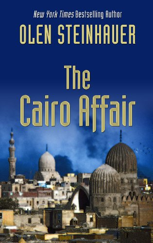 9781410470461: The Cairo Affair (Wheeler Publishing Large Print Hardcover)