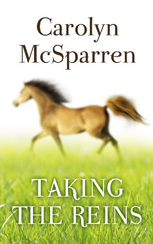 9781410470607: Taking The Reins (Thorndike Press Large Print Clean Reads)
