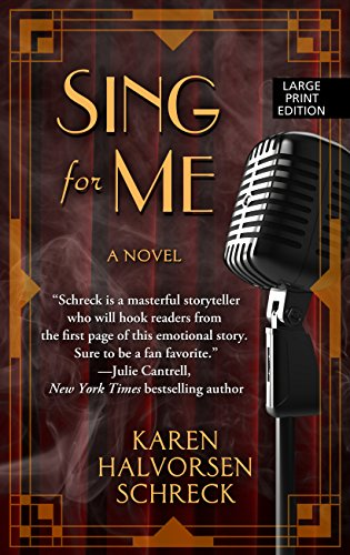 9781410470614: Sing For Me (Thorndike Press large print clean reads)