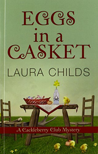 9781410470621: Eggs In A Casket (A Cackleberry Club Mystery)
