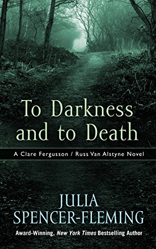 9781410470775: To Darkness And To Death (A Clare Fergusson/Russ Van Alstyne Novel)