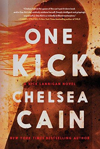 9781410470928: One Kick (Kick Lannigan: Wheeler Large Print Book Series)