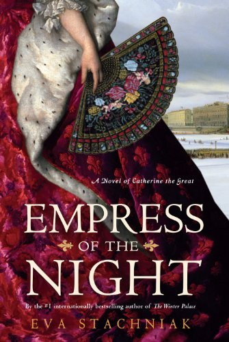 9781410471055: Empress Of The Night (Thorndike Press Large Print Historical Fiction)