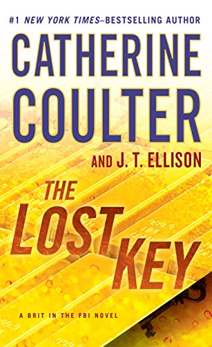 9781410471345: The Lost Key (A Brit in the FBI Novel)
