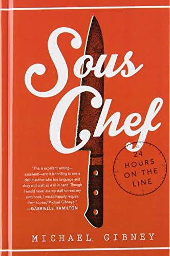 9781410471505: Sous Chef: 24 Hours on the Line (Thorndike Press Large Print Popular and Narrative Nonfiction Series)