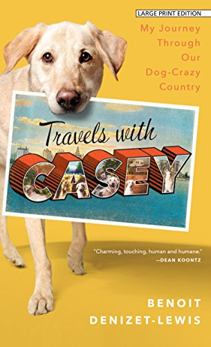9781410471512: Travels with Casey (Thorndike Press Large Print Popular and Narrative Nonfiction Series)