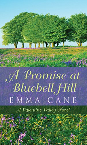 9781410471574: A Promise at Bluebell Hill (Thorndike Press Large Print Romance Series)