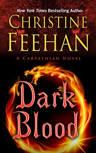 9781410471581: Dark Blood (Thorndike Press Large Print Romance Series)