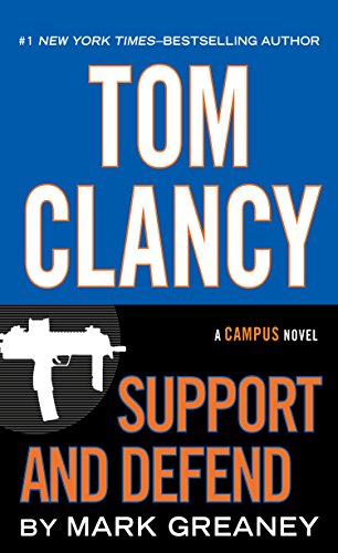 9781410471819: Tom Clancy Support and Defend (Thorndike Press Large Print Basic Series)