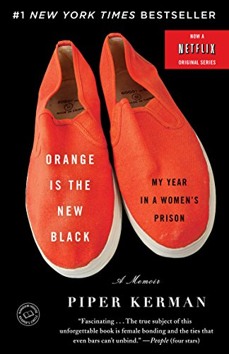 9781410472120: Orange Is the New Black: My Year in a Women's Prison (Thorndike Press Large Print Core Series)