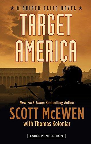 9781410472595: Target America (Sniper Elite)