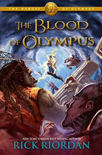 9781410472861: The Blood of Olympus (Heros of Olympus, Thorndike Press Large Print Literacy Bridge Series)