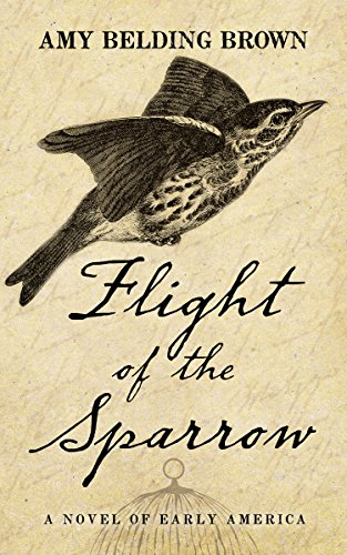 9781410473110: Flight Of The Sparrow (Thorndike Press Large Print Christian Historical Fiction)