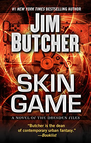 9781410473424: Skin Game: A Novel of the Dresden Files (Thorndike Press Large Print Basic: Dresden Files)