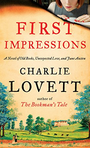 9781410473868: First Impressions: A Novel of Old Books, Unexpected Love, and Jane Austen