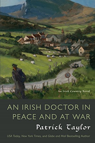 9781410474292: An Irish Doctor in Peace and at War