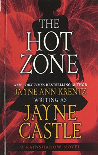 9781410474339: The Hot Zone (Rainshadow: Thorndike Press Large Print Core)