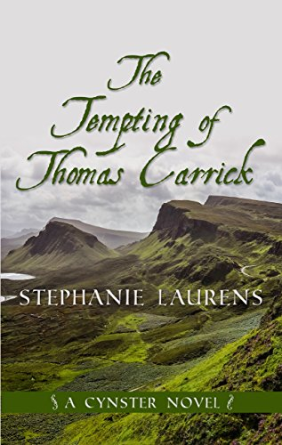 9781410474827: The Tempting Of Thomas Carrick (A Cynster Novel)