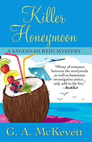 9781410474834: Killer Honeymoon (A Savannah Reid Mystery)