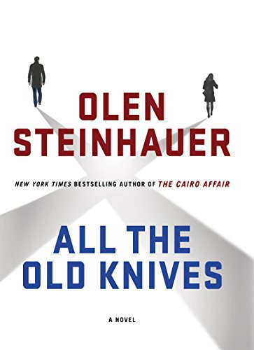 9781410475138: All The Old Knives (Wheeler Large Print Book Series)