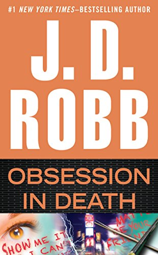 Obsession In Death: J. D. Robb