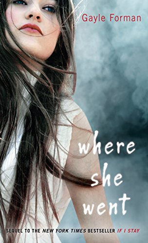 9781410475626: Where She Went (Thorndike Press Large Print Literacy Bridge Series)