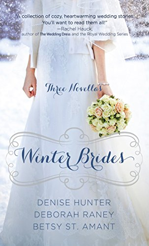9781410475732: Winter Brides: A Year of Weddings Novella Collection