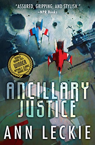 9781410475862: Ancillary Justice (Thorndike Press Large Print Basic Series)