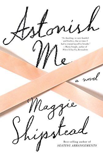 9781410475947: Astonish Me (Wheeler Publishing Large Print Hardcover)