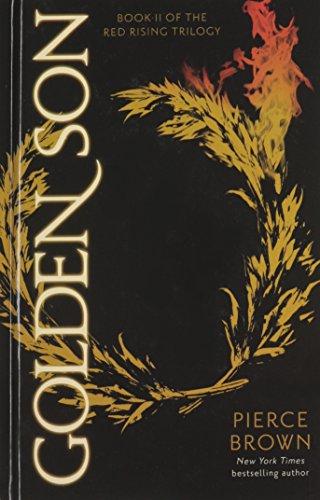 9781410476128: Golden Son (Thorndike Press Large Print Core Series)