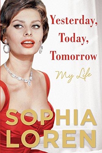 9781410476289: Yesterday Today Tomorrow (Thorndike Press Large Print Biography)