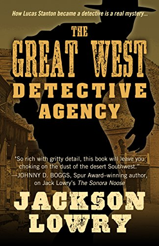 9781410476296: The Great West Detective Agency