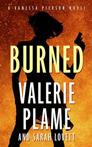 9781410476555: Burned (Vanessa Pierson)
