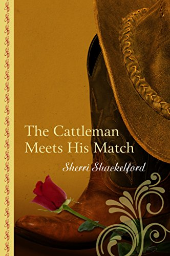 9781410476630: The Cattleman Meets His Match
