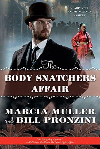 The Body Snatchers Affair (A Carpenter and: Muller, Marcia, Pronzini,