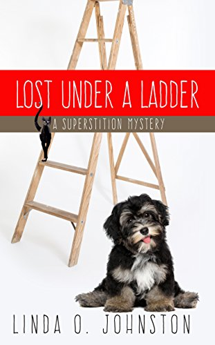 9781410476845: Lost Under A Ladder (A Superstition Mystery)