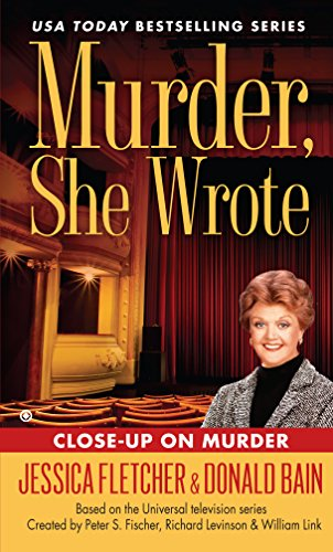 9781410477095: Murder, She Wrote: Close-Up on Murder (Thorndike Press Large Print Mystery Series)