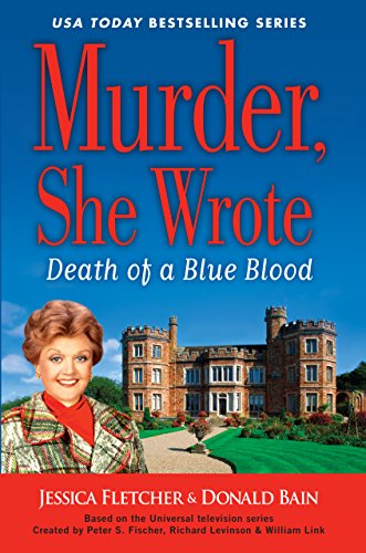 9781410477101: Murder, She Wrote Death of a Blue Blood (Thorndike Press Large Print Mystery Series)