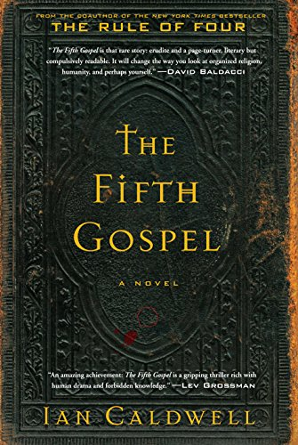 The Fifth Gospel (Thorndike Press Large Print Mystery Series): Caldwell, Ian