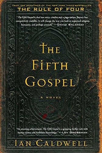 The Fifth Gospel (Thorndike Press Large Print Mystery Series): Caldwell, Ian