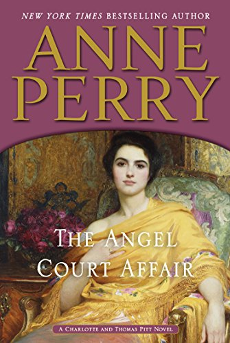 9781410477156: The Angel Court Affair (Thorndike Press Large Print Basic Series)