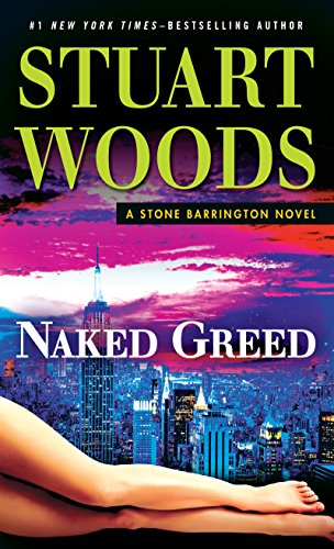 9781410477262: Naked Greed (Stone Barrington)