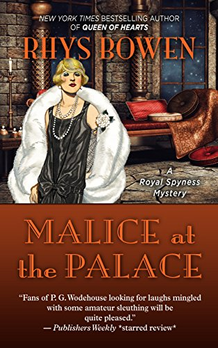 9781410477354: Malice at the Palace (Thorndike Press Large Print Core Series)