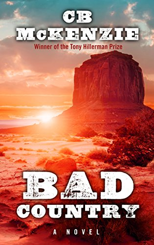 9781410477439: Bad Country (Thorndike Large Print Crime Scene)