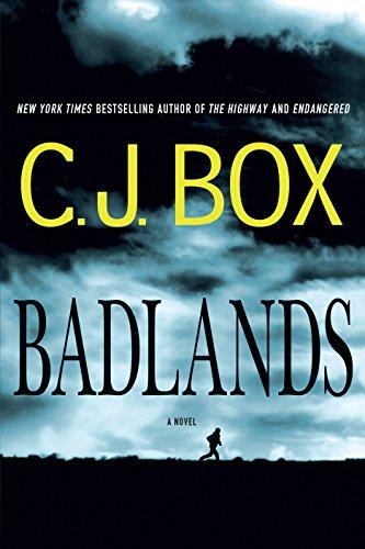 9781410477446: Badlands (Wheeler Large Print Book Series)