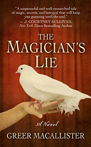 9781410477569: The Magicians Lie (Thorndike Press Large Print Historical Fiction)