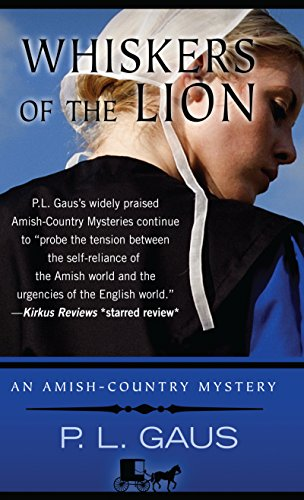 9781410477743: Whiskers Of The Lion (An Amish-Country Mystery)
