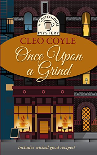 9781410477842: Once Upon A Grind (A Coffeehouse Mystery)