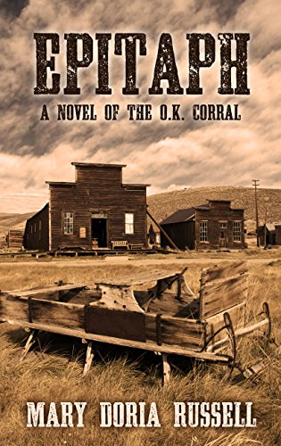9781410478207: Epitaph: A Novel Of The O.K. Corral (Thorndike Press Large Print Historical Fiction)