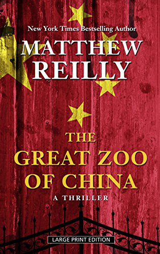 9781410478382: The Great Zoo Of China (Thorndike Press Large Print Thriller)
